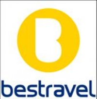 Logotipo de Best Travel, de Just Go Viagens e Turismo, Lda